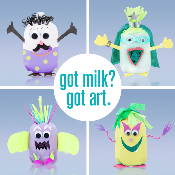 Toma Leche Milk and Art Contest