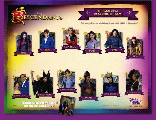 Descendants Showcases Disney S Youngest Villains Free