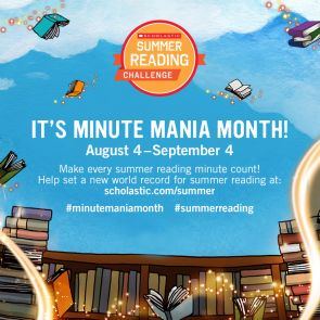 Minute Mania Month