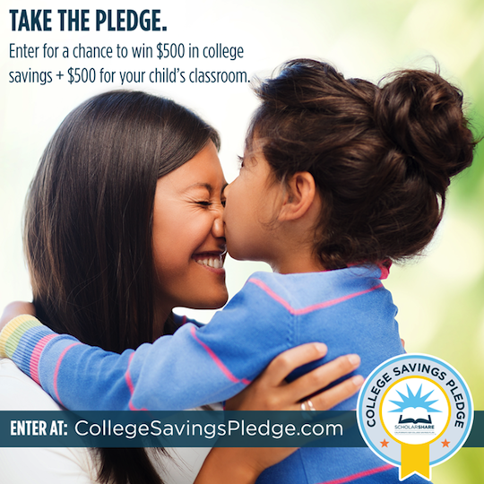 College Savings Pledge