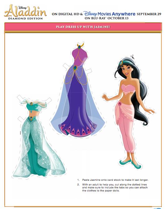Dress Up With Jasmine