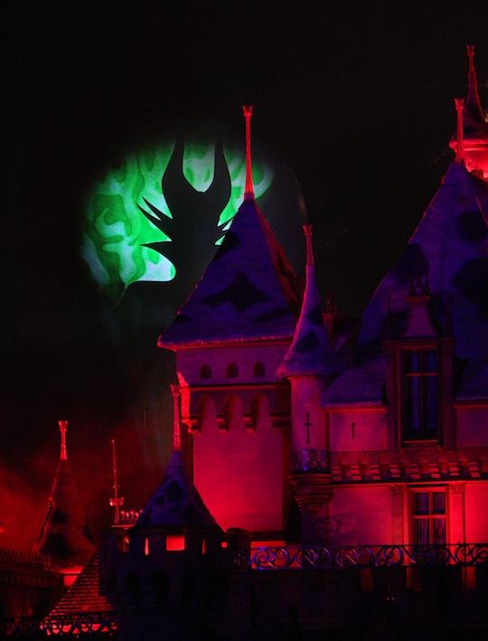 """Halloween Screams-A Villainous Surprise in the  Skies"""