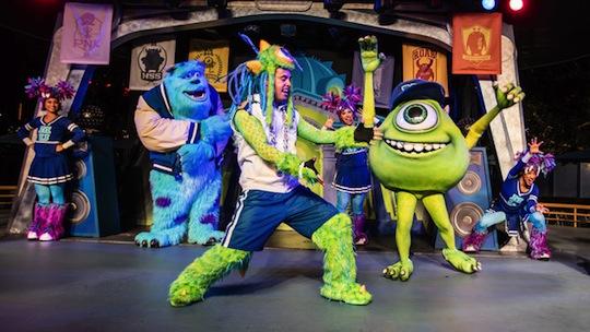 Monsters U Dance Party