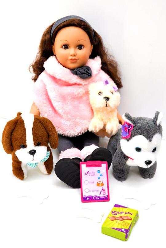 How Dolls Teach Life Skills