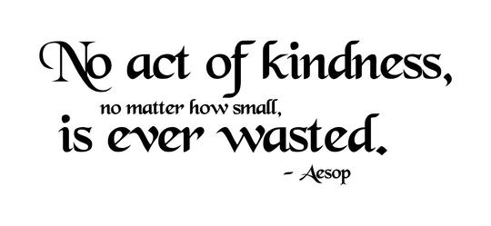 Aesop Quote