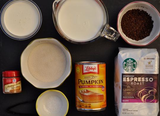 Affogato-Ingredients