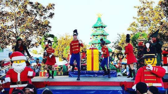 Holiday Show at LEGOLAND