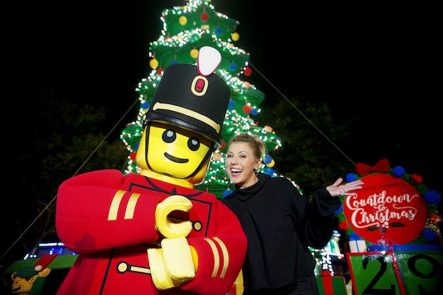 Jodi Sweetin Legoland