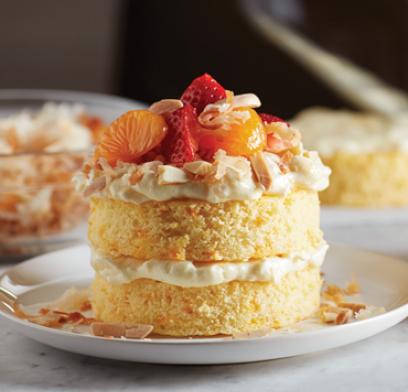 Mandarin Cakes
