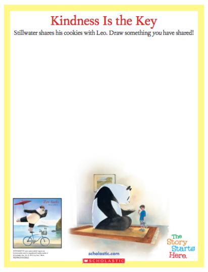 Zen Socks Activity Sheet