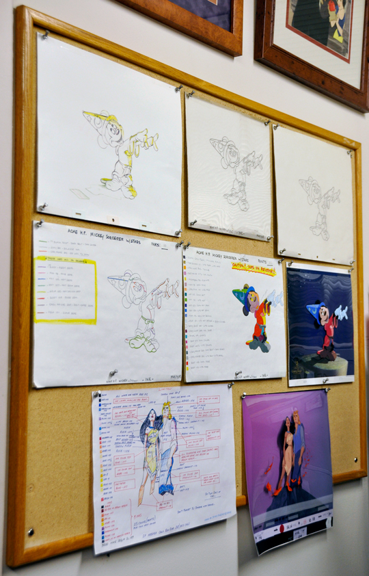 Drawings at Ink and Paint