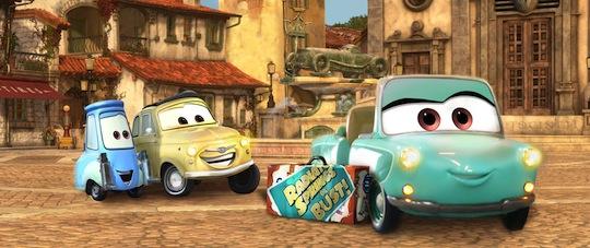 Luigi's Rollickin' Roadsters Concept