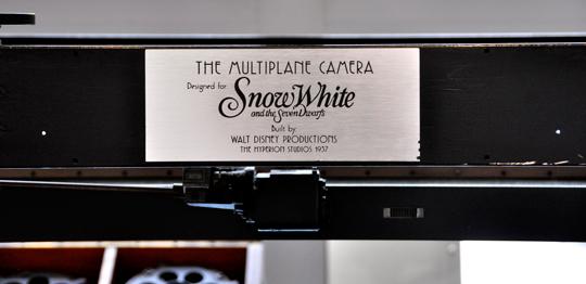 The Multiplane Camera