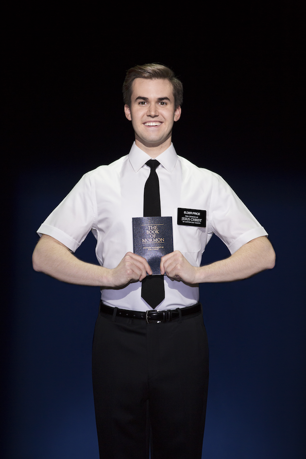 Kevin Clay The Book of Mormon