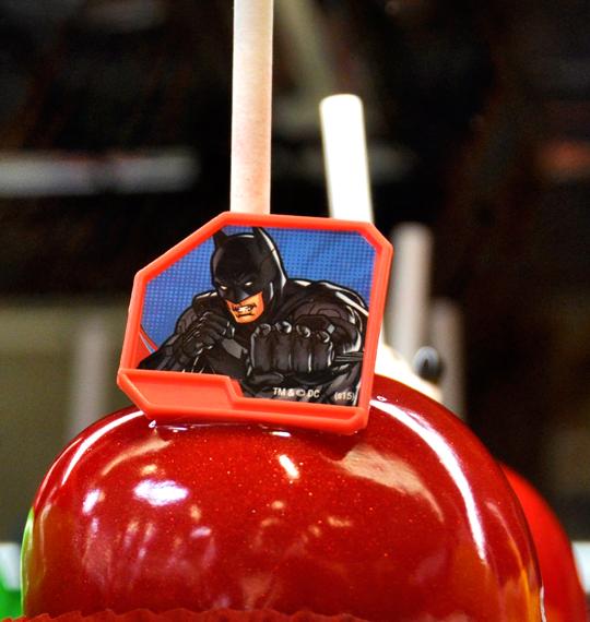 Batman Candy Apple