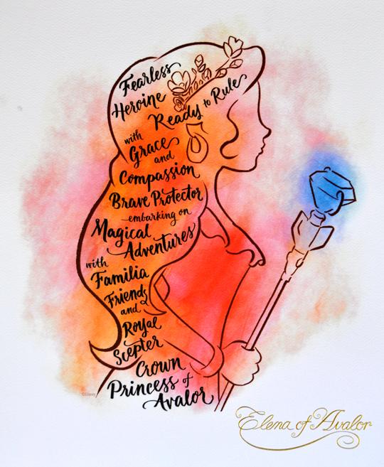 Elena-of-Avalor-Watercolor