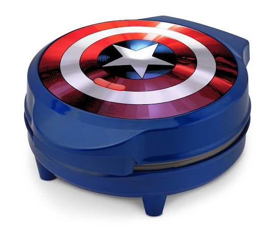 Captain America Waffle Maker