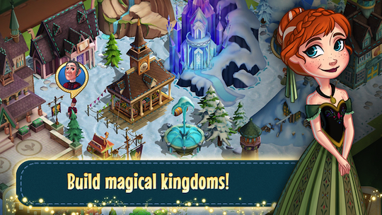 Build Your Own Kingdom With Disney Enchanted Tales