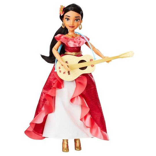 My Time Singing Elena of Avalor Doll