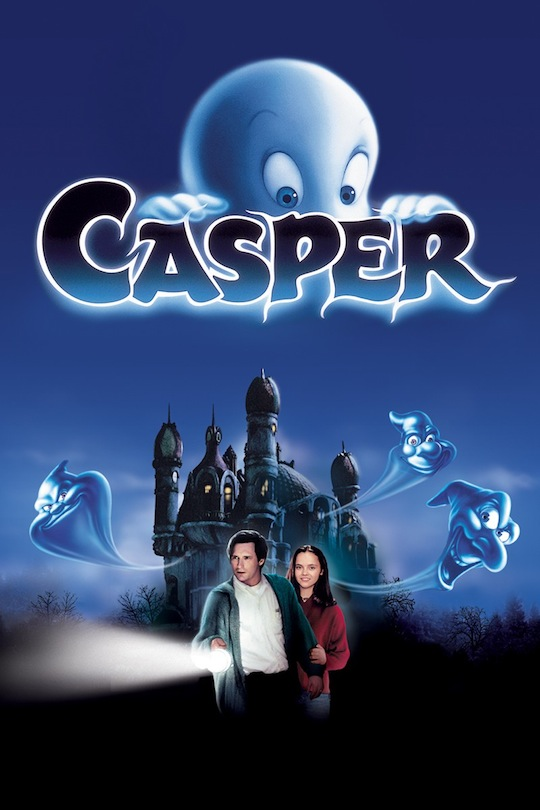 Casper - Halloween Movies for Kids