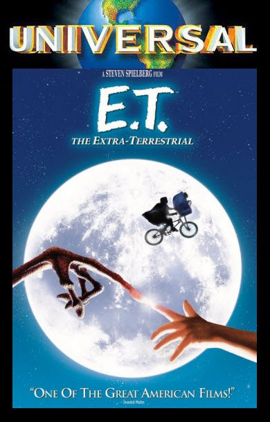E.T. - Halloween Movies for Kids