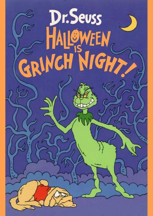 Halloween is Grinch Night! - Halloween Movies for Kids