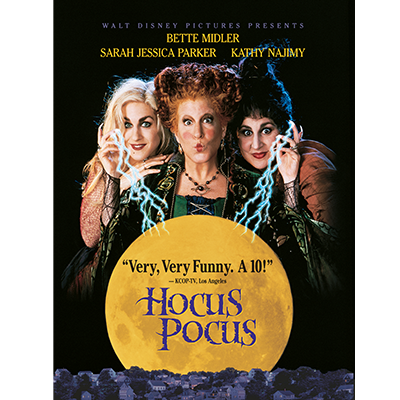Hocus Pocus - Halloween Movies for Kids