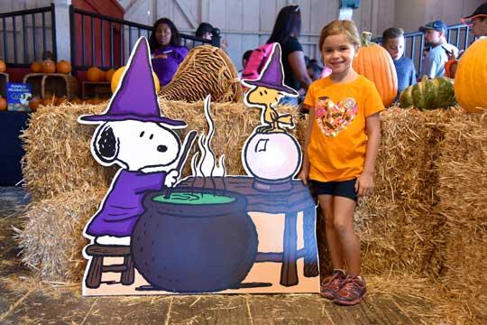 Linus' Great Pumpkin Patch - Knott's Spooky Farm