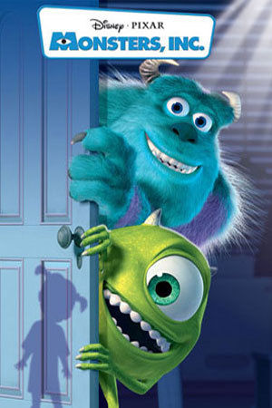 Monsters, Inc. - Halloween Movies for Kids