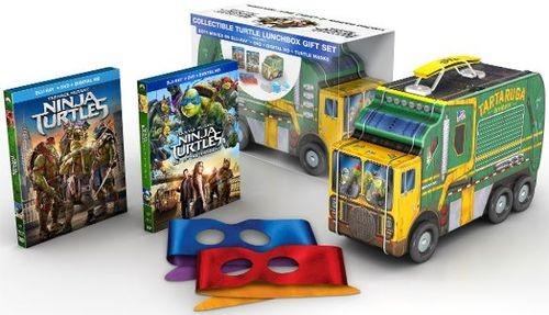 Teenage Mutant Ninja Turtles Gift Pack
