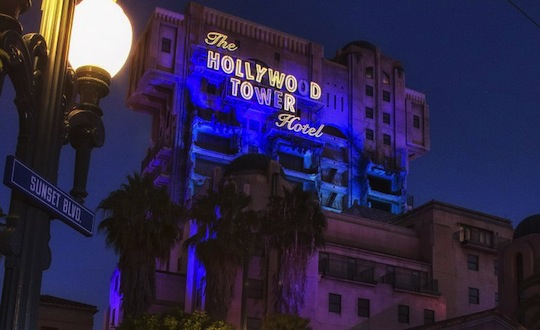 The Hollywood Tower Hotel - Twilight Zone Tower of Terror