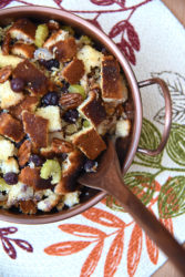 Blueberry Pecan Cornbread Stuffing *Giveaway*