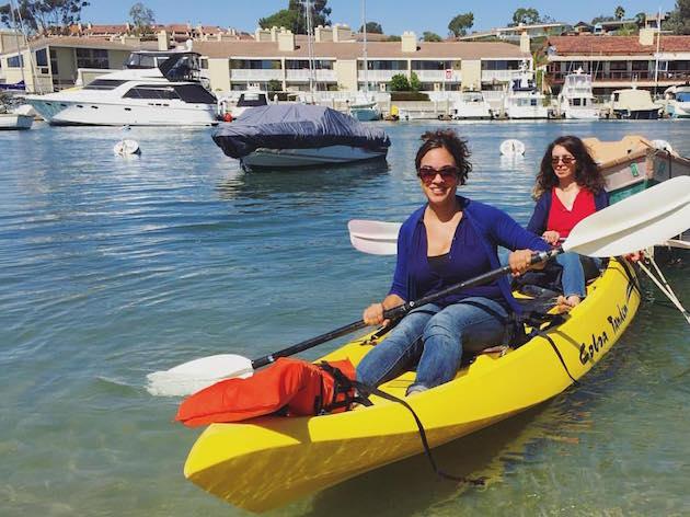 Kayaking - SWEETWORXX