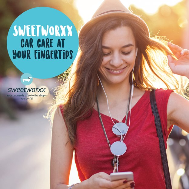 SWEETWORXX App