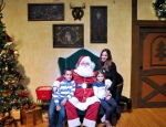 Santas Christmas Cabin