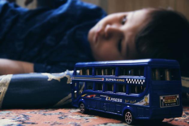 Boy - Childhood Depression