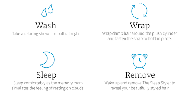 How to Use The Sleep Styler