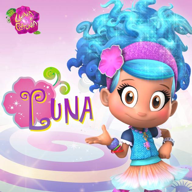 Luna Petunia Debuts On Netflix Free Printables
