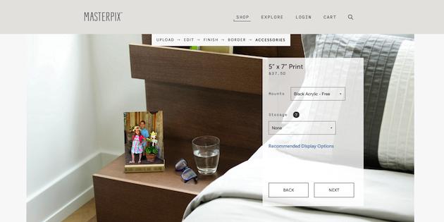 MASTERPIX Display - Digital Photos