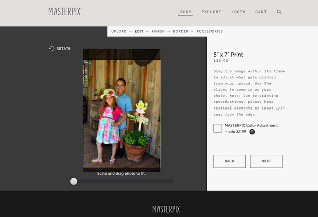 Digital Photos - MASTERPIX Editor