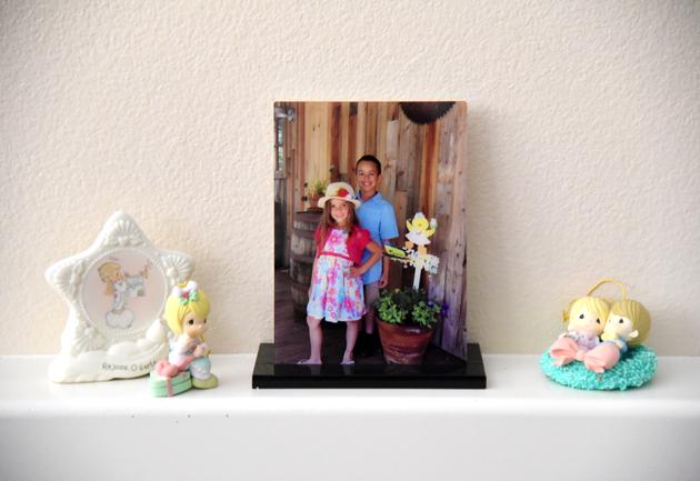 Photo Glass Print - Digital Photos