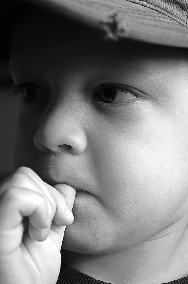 Sad Boy - Childhood Depression