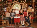 Santa at Disney California Adventure Park