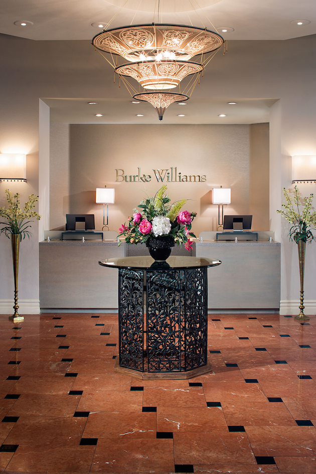 Burke Williams Lobby - Visit a Spa