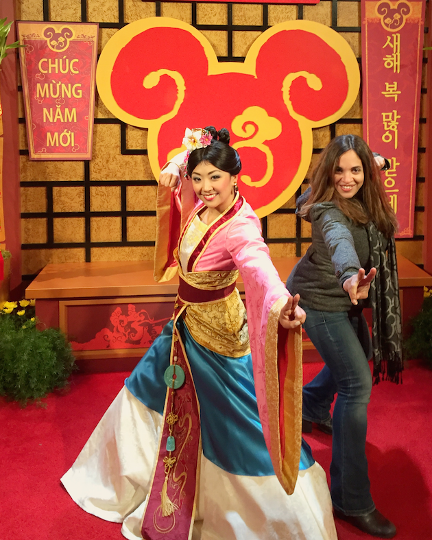 Disney Mulan -  Lunar New Year