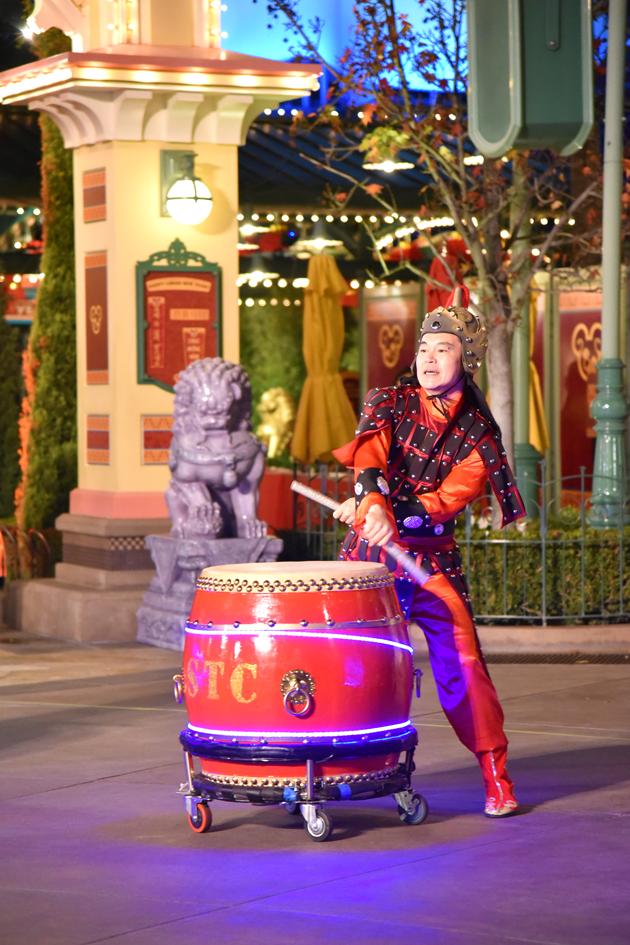 Drummer - Lunar New Year