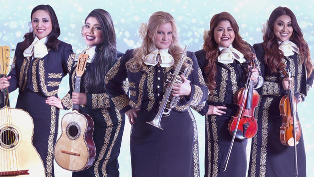 Mariachi Divas - Festival of Holidays