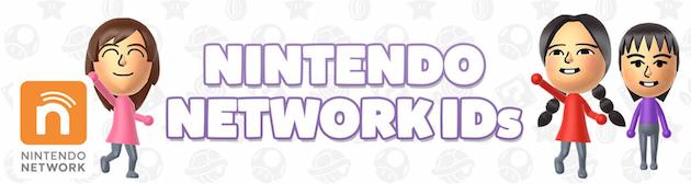 Nintendo Network ID