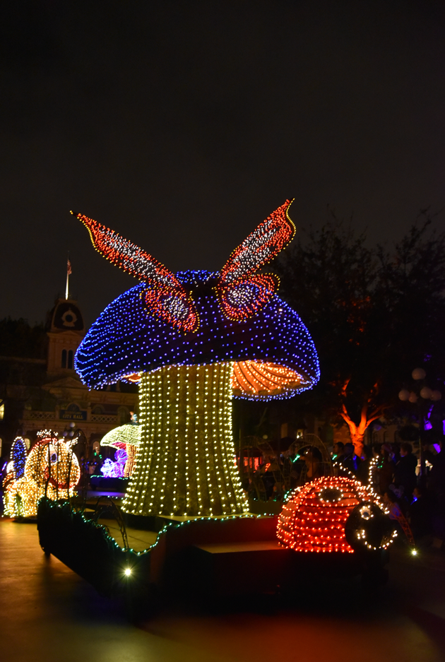 Electrical Parade Float