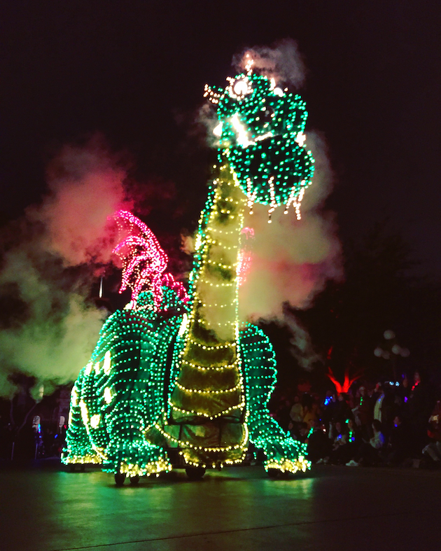 Pete's Dragon - Electrical Parade